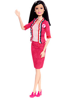 Barbie® I Can Be…™ President B Party™ Doll (Asian)