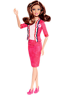 Barbie® I Can Be…™ President B Party™ Doll (Hispanic)