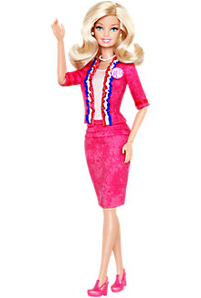 Barbie® I Can Be…™ President B Party™ Doll (Caucasian)