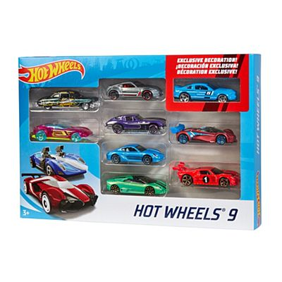 Hot wheels toys cars tracks gifts sets accessories mattel shop for 9 salon de hot wheels