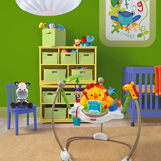 fisher price rainforest friends jumperoo manual