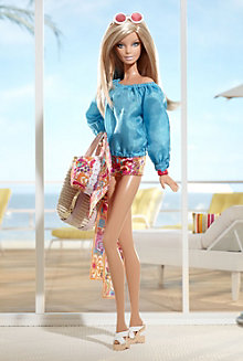 <em>Malibu</em> Barbie&#174; Doll By Trina Turk