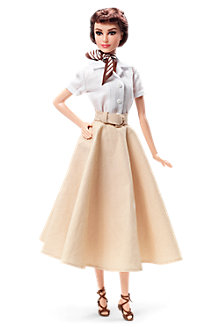 Audrey Hepburn&#8482; in <em>Roman Holiday</em> Doll