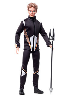 <em>The Hunger Games: Catching Fire</em> Finnick Doll