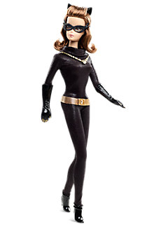 Catwoman™ Barbie® Doll