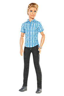 <em>Barbie&#8482; Life in the Dreamhouse</em> Talkin&#8217; Ken&#174; Doll