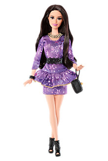 <em>Barbie&#8482; Life in the Dreamhouse</em> Talkin&#8217; Raquelle&#174; Doll