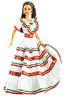 <em>Cinco De Mayo</em> Barbie&#174; Doll