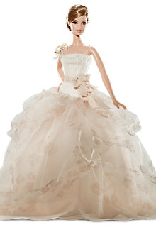 Vera Wang&#8482; Bride: <em>The Traditionalist</em> Barbie&#174; Doll
