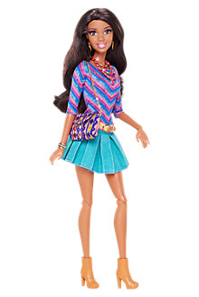 <em>Barbie&#8482; Life in the Dreamhouse</em> Nikki&#174; Doll