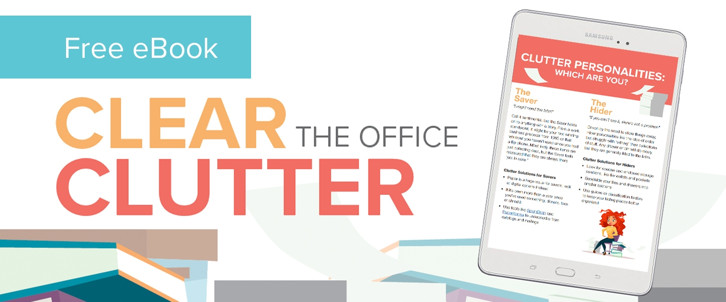 Clear the Office Clutter eBook