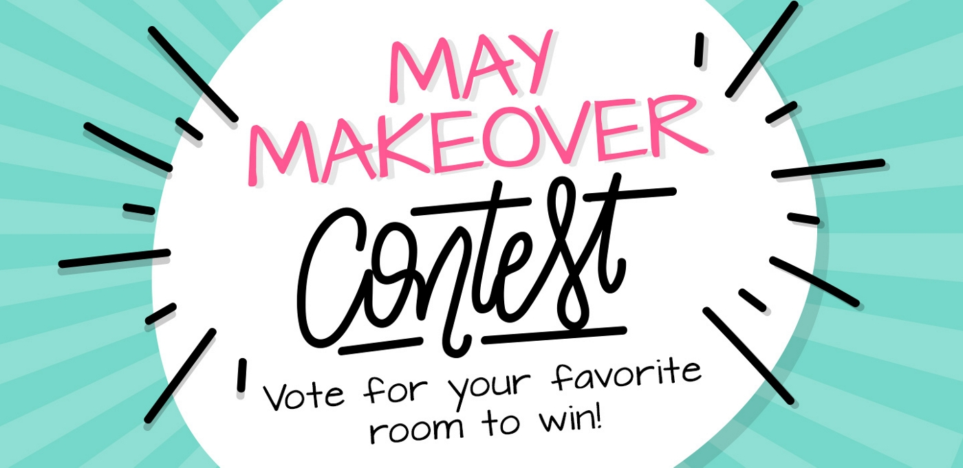 May Makeover Contest