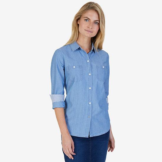 Chambray Perfect Shirt