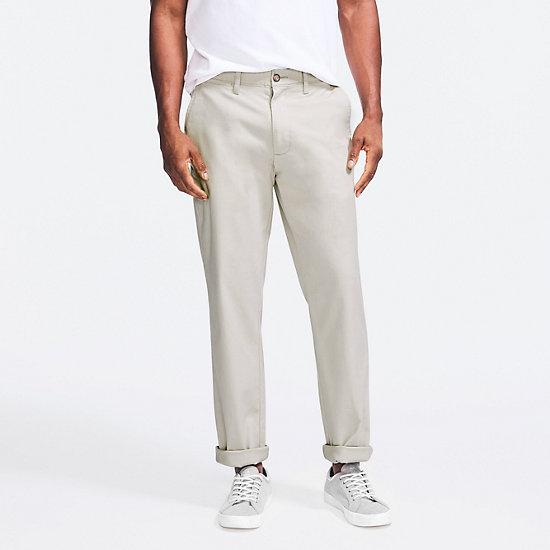 Big & Tall True Khaki Flat-Front Pant
