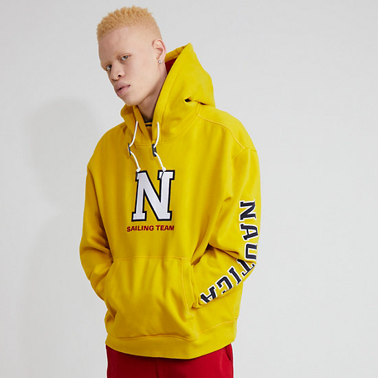 The Lil Yachty Collection by Nautica Pullover Hoodie - Shoreline Yellow