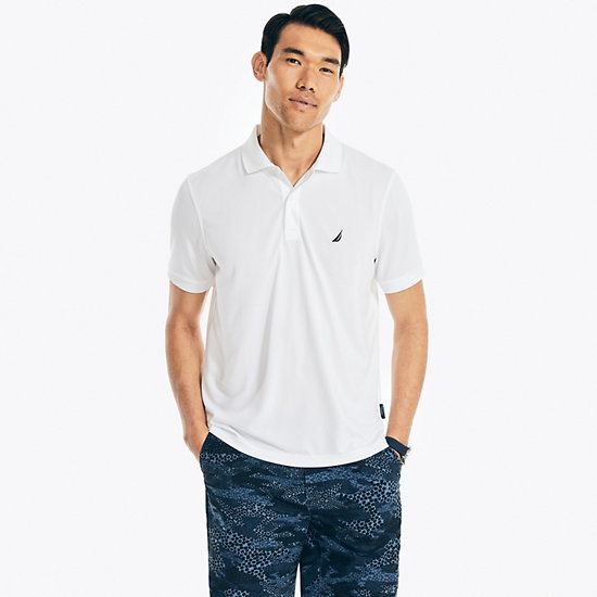 Tech Jersey Polo Shirt