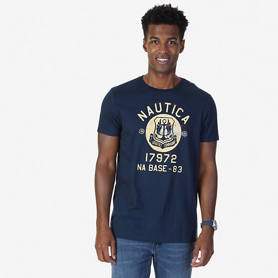 Logistics Command Graphic T-Shirt