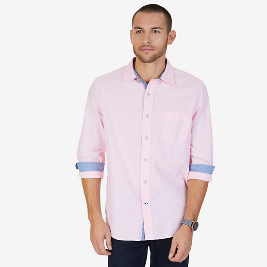 Pinpoint Oxford Shirt