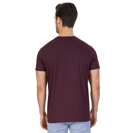 Submarine Graphic T-Shirt,Glory Red,large