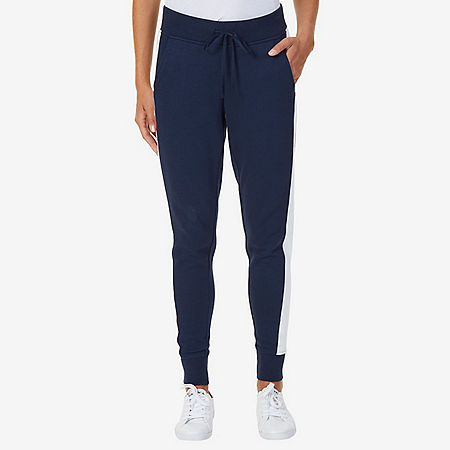 Side Stripe Track Pant - Dreamy Blue
