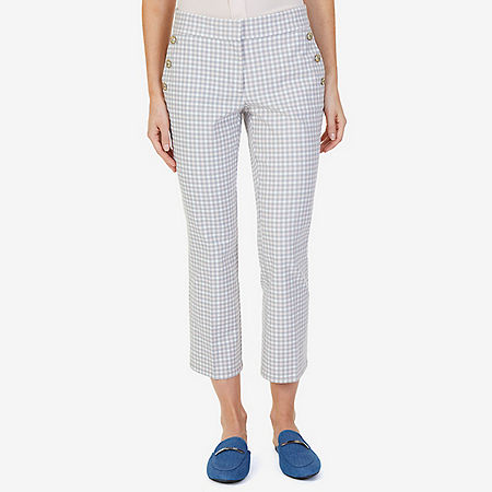 Patterned Sailor Pant - Oxford Pink