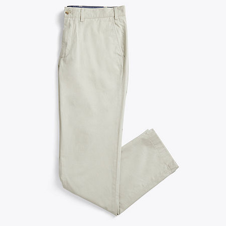 Big & Tall True Khaki Flat-Front Pant - True Stone