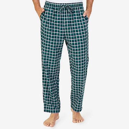 Plaid Flannel Pajama Pant - Cosmic Fern