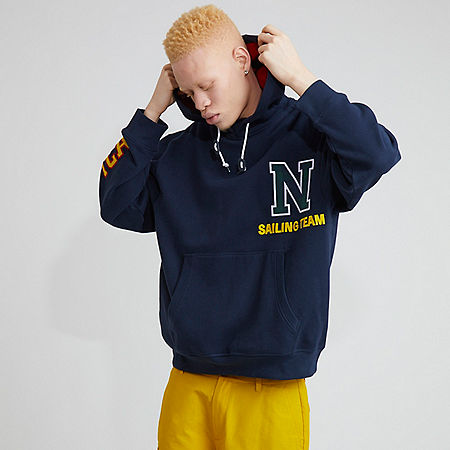 The Lil Yachty Collection by Nautica Pullover Hoodie - Navy