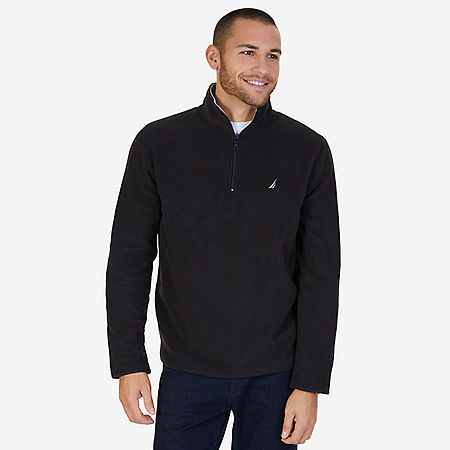 Quarter Zip Nautex Fleece - undefined
