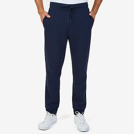 Side Stripe Jogger Pant - Navy