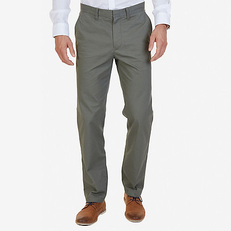 Classic Fit Bedford Cord Pant - Hillside Olive