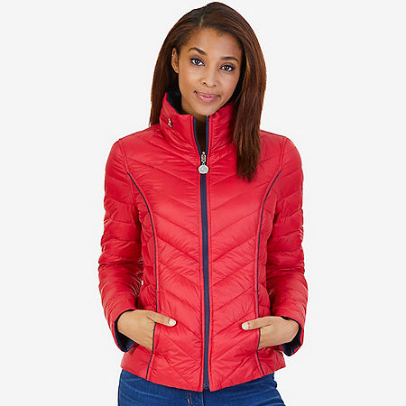 Reversible Down Puffer Jacket - undefined