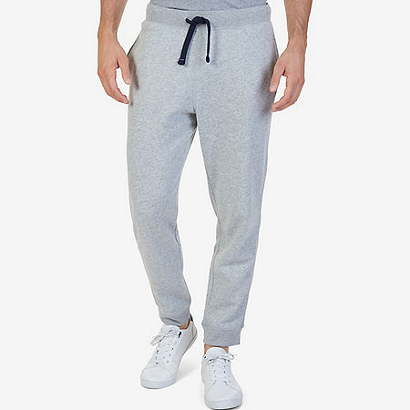 Nautica Big & Tall Jogger Pant - Grey Heather