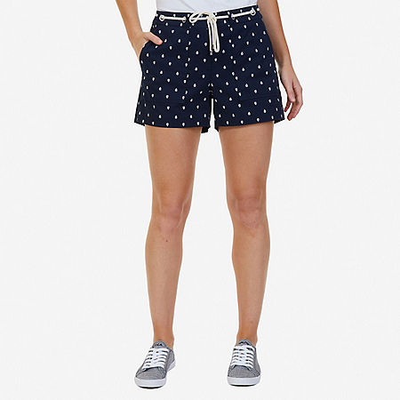 "Sailboat Short (4"") - Indigo Heather"