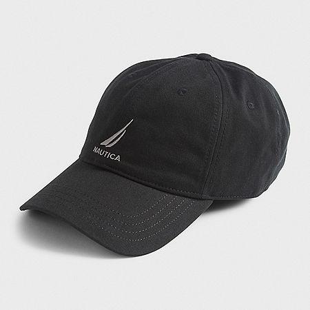 J-Class Adjustable Cap - True Black