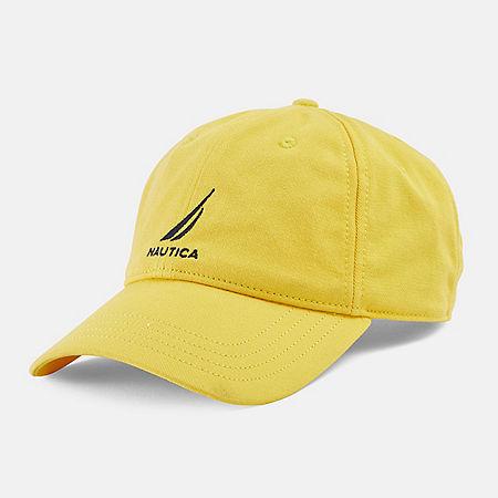J-Class Adjustable Cap - Sun/canary