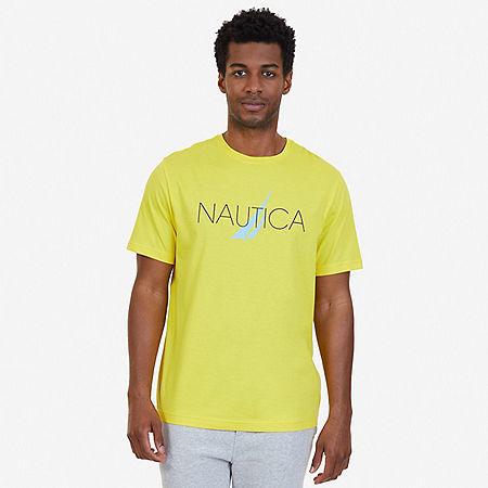 J Class Sleep T-Shirt - Vibrant Yellow