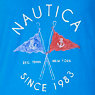 Flag Graphic Tee,Naval Blue,small