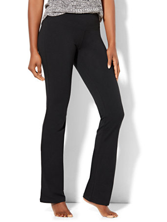 NY&C: Bootcut Yoga Pant - Tall
