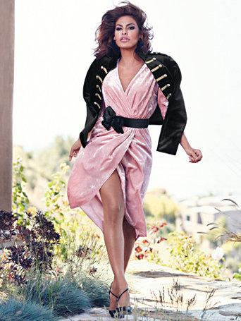 Ny Amp C Eva Mendes Collection Ani Velvet Wrap Dress