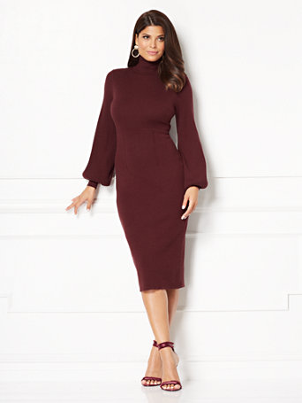 NY&C: Eva Mendes Collection - Catrina Sweater Dress