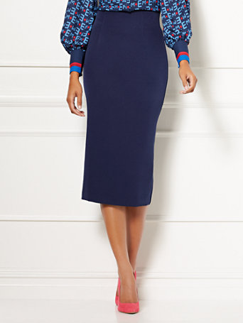 Eva Mendes Collection   Kristy Skirt by New York & Company
