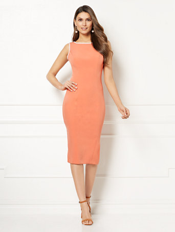 Eva Mendes Collection   Sonja Sheath Dress by New York & Company