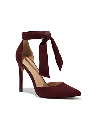 Eva Mendes Collection   D'orsay Pump by New York & Company