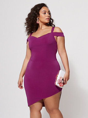 Ftf Lola Bodycon Dress by New York & Company