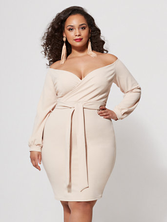 Ftf Serena Bodycon Dress by New York & Company