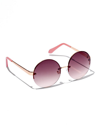 Rimless Sunglasses | Tuggl
