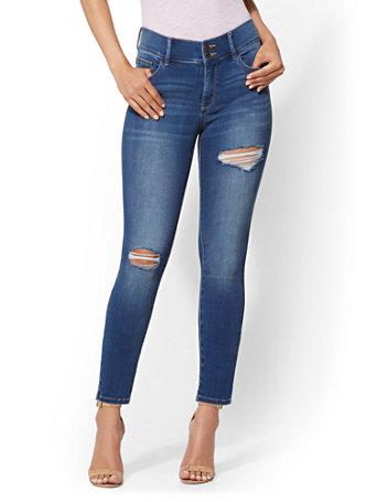 Soho Jeans   Ny&C Runway   Super Stretch   Curvy Legging by New York & Company