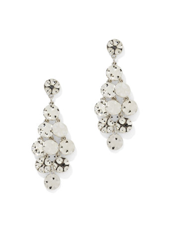 Sparkling Drop Earring | Tuggl