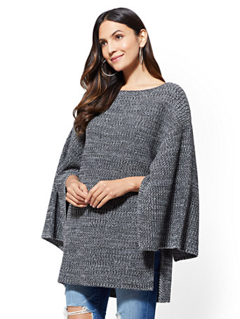 Sweater Poncho by New York & Company
